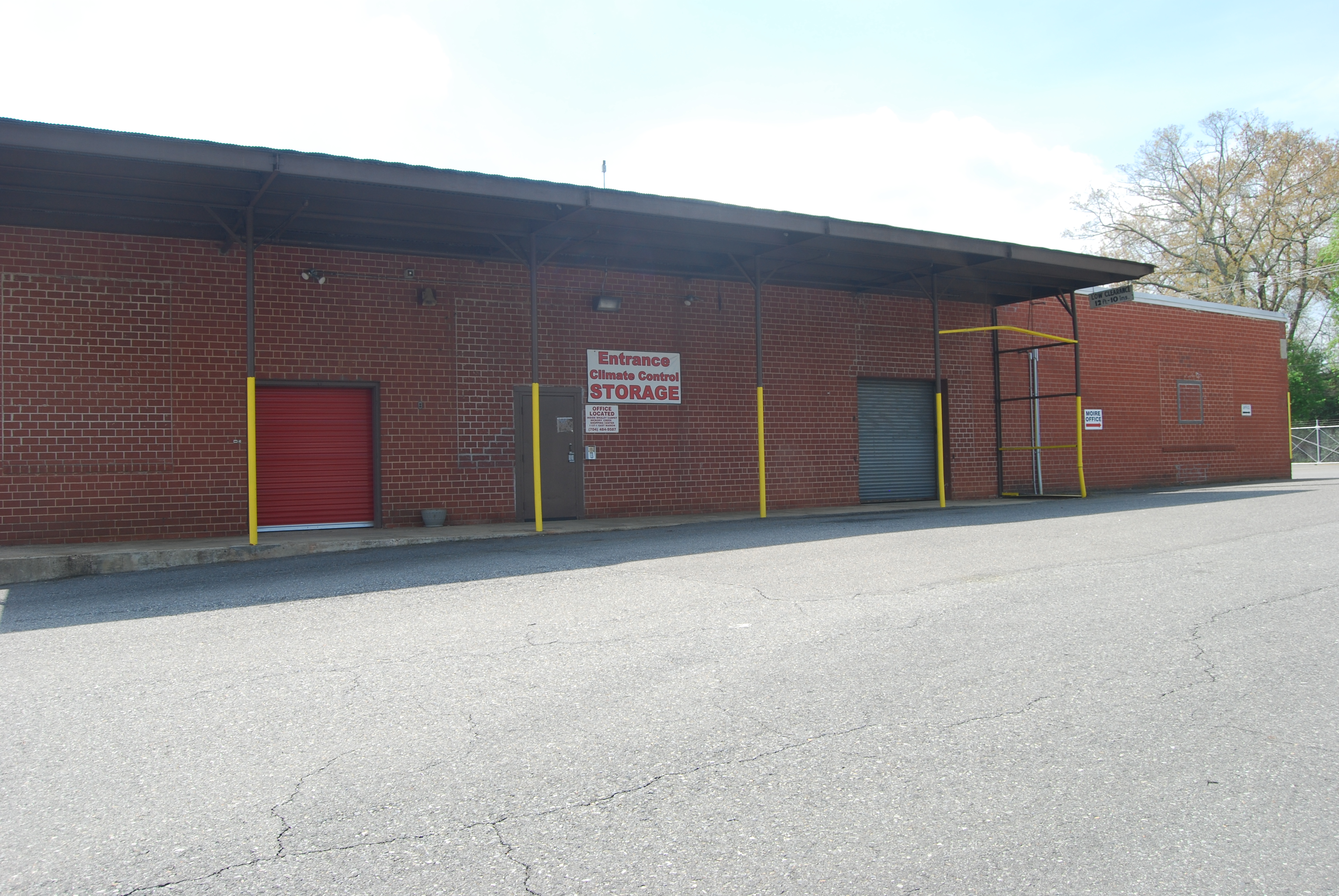 Climate Control Storage Of Shelby, NC
