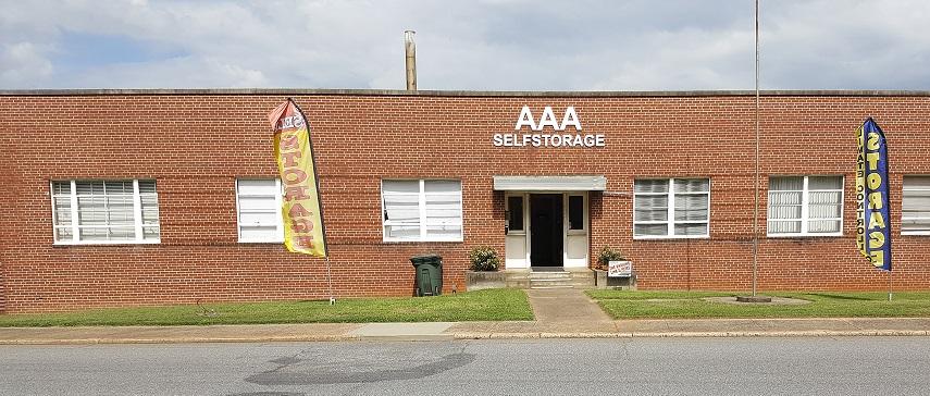 AAA Self Storage W/Climate Control, Newton, NC